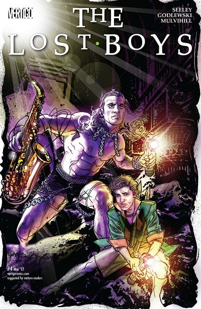 The Lost Boys #4 (2017)