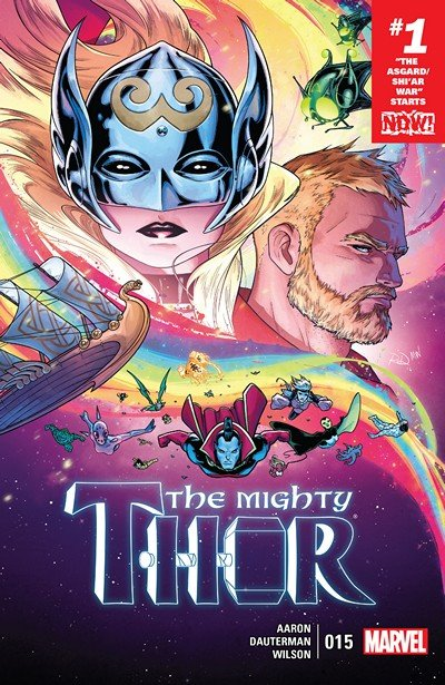 The Mighty Thor #15 (2017)