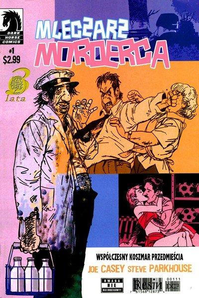 The Milkman Murders #1 – 4 (2004)