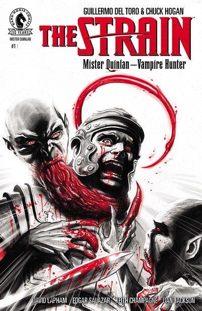 The Strain – Mister Quinlan – Vampire Hunter #1 – 5 (2016)