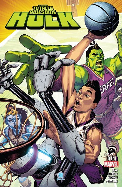 The Totally Awesome Hulk #14 (2017)