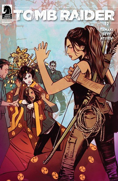 Tomb Raider #12 (2017)