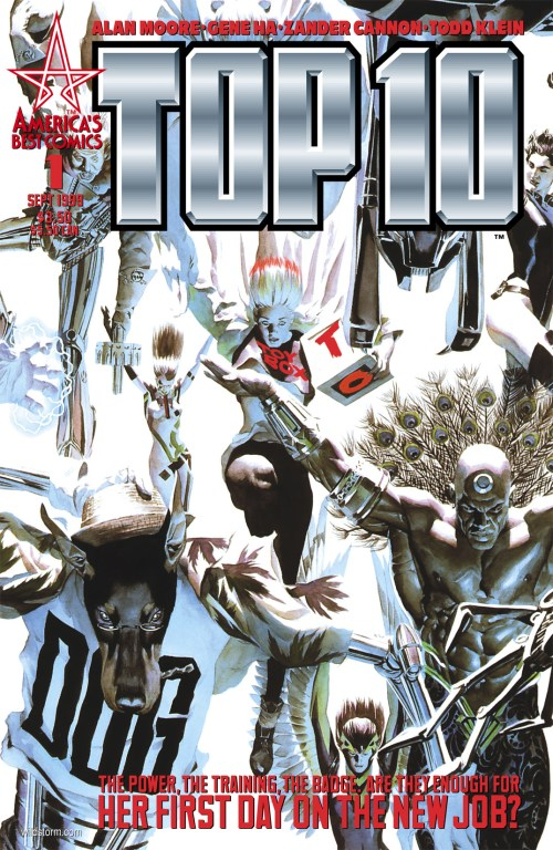 Top 10 (Comics Collection)  (1999-2009)