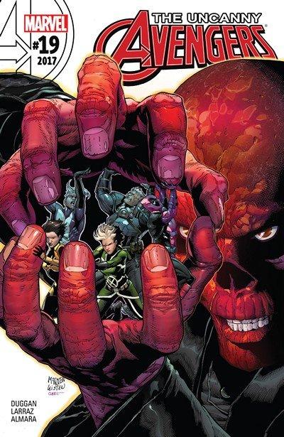 Uncanny Avengers #19 (2017)