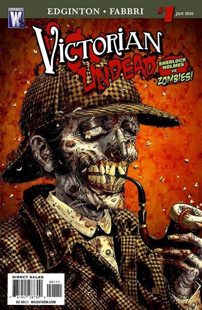 Victorian Undead Vol. 1 – 2 + Extras (2010-2011)