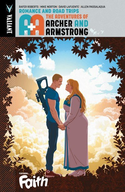 A&A – The Adventures of Archer & Armstrong Vol. 2 – Romance and Road Trips (2016)