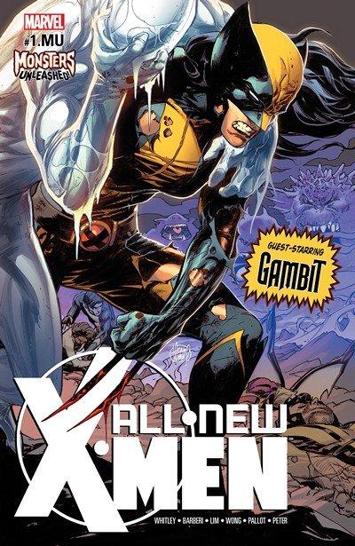 All-New X-Men #1.MU (2017)