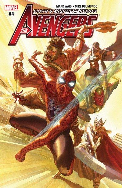 Avengers #4 (2017)