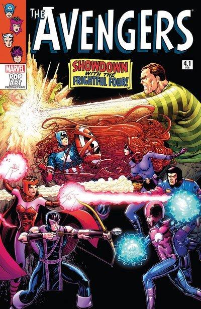 Avengers #4.1 (2017)