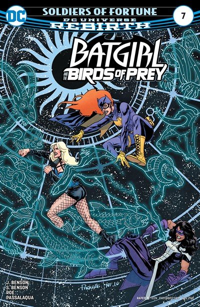 Batgirl and the Birds of Prey #7 (2017)