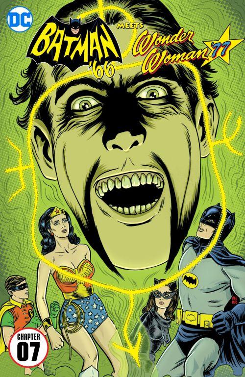 Batman '66 Meets Wonder Woman '77 #7 (2017)