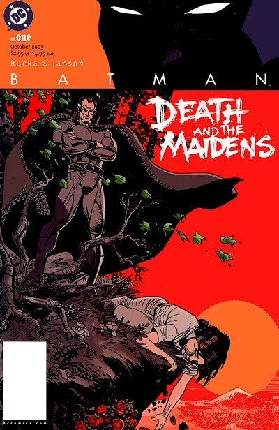 Batman – Death and the Maidens #1 – 9 (2003-2004)