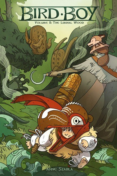 Bird Boy Vol. 2 – The Liminal Wood (2016)