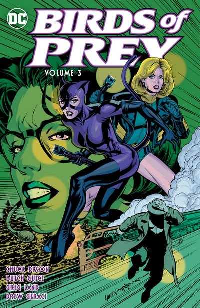 Birds of Prey Vol. 3 (2016)