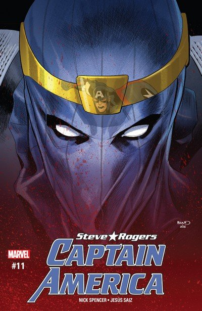 Captain America – Steve Rogers #11 (2017)
