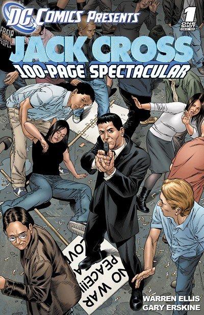DC Comics Presents – Jack Cross #1 (2010)