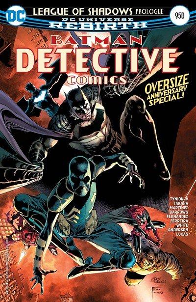 Detective Comics #950 (2017)