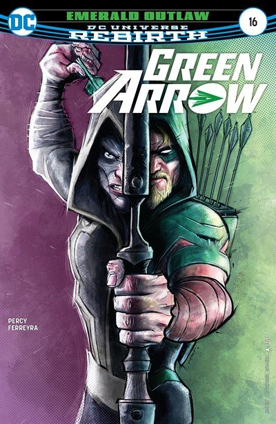 Green Arrow #16 (2017)