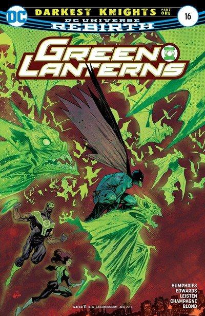 Green Lanterns #16 (2017)