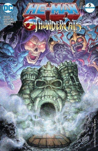 He-Man – Thundercats #5 (2017)