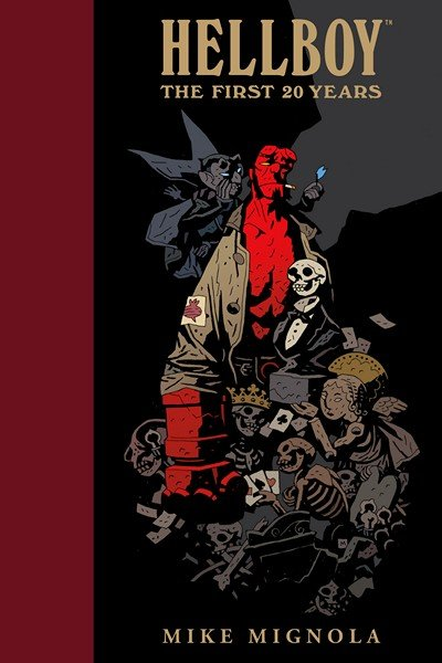Hellboy – The First 20 Years (2014)