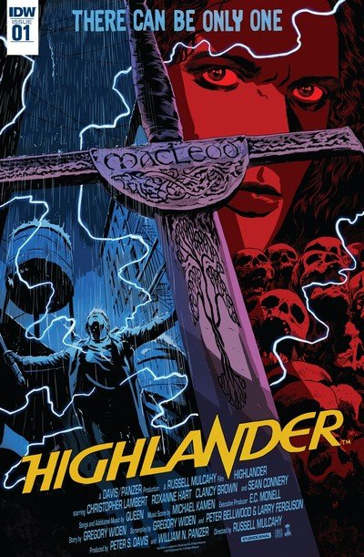 Highlander – The American Dream #1 (2017)
