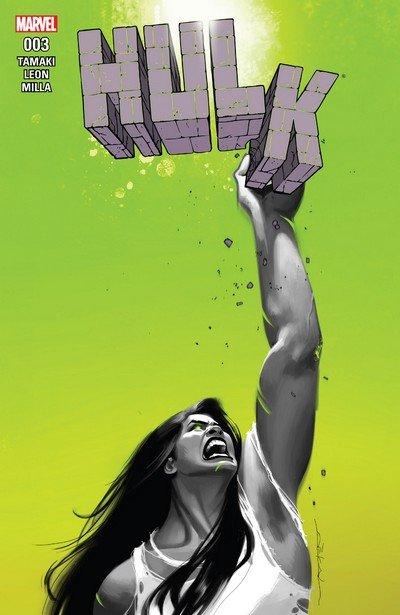 Hulk #3 (2017)