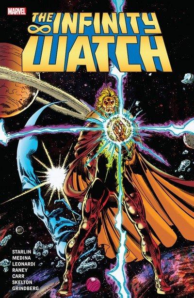 Infinity Watch Vol. 1  – 2 (2016)