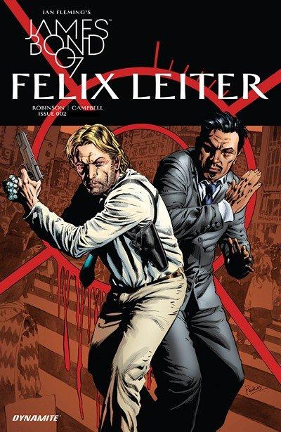 James Bond – Felix Leiter #2 (2017)