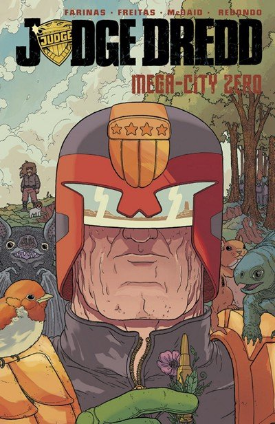 Judge Dredd Mega-City Zero Vol. 2 (2016)