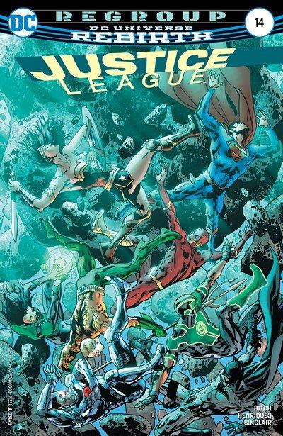 Justice League #14 (2017)