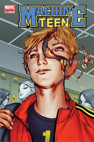 Machine Teen #1 – 5 (2005)