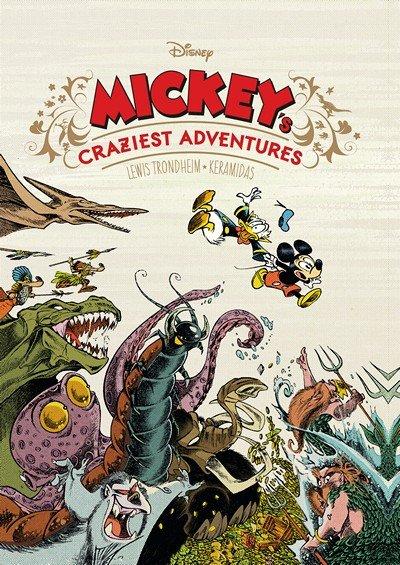 Mickey's Craziest Adventures (2016)