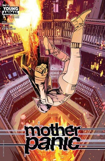 Mother Panic #3 (2017)