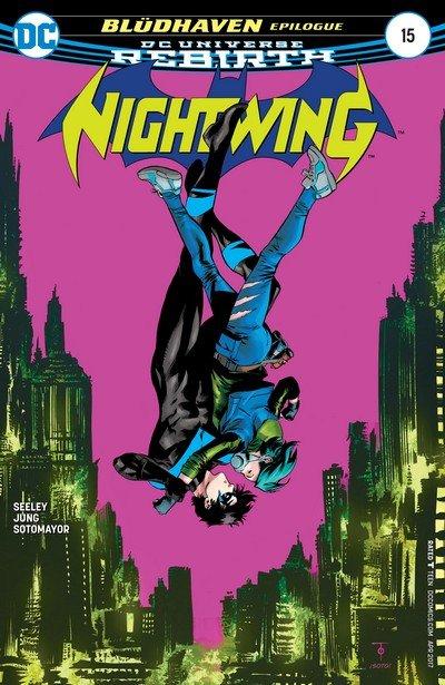 Nightwing #15 (2017)