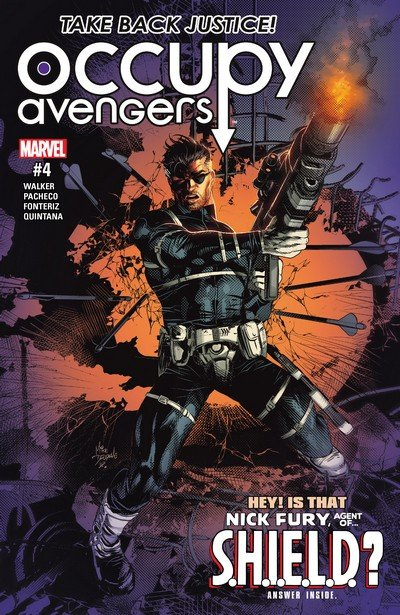 Occupy Avengers #4 (2017)