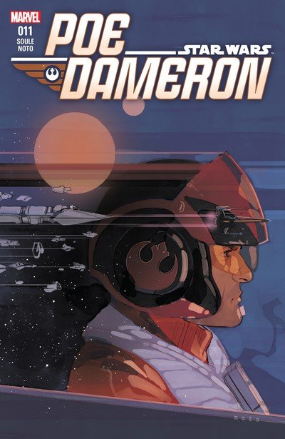 Poe Dameron #11 (2017)
