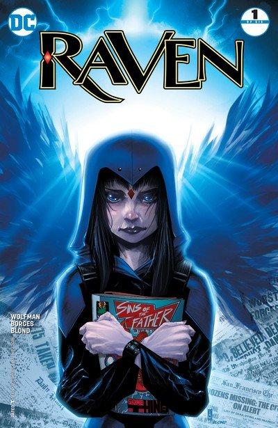 Raven #1 – 6 (2016-2017)