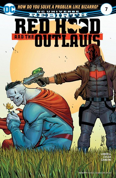 Red Hood & the Outlaws #7 (2017)
