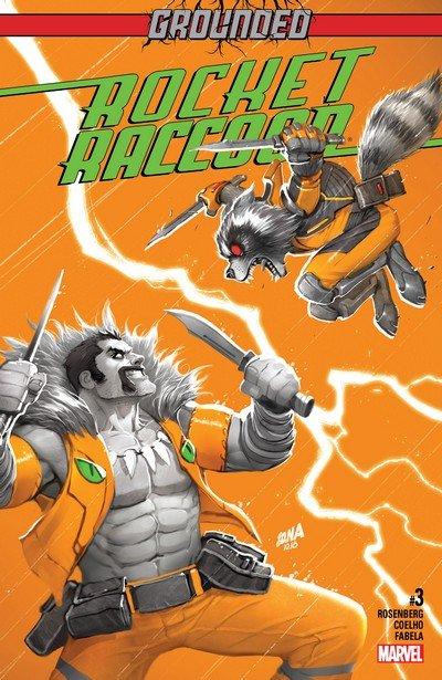 Rocket Raccoon #3 (2017)