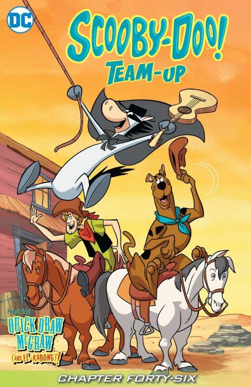 Scooby-Doo Team-Up #46 (2017)