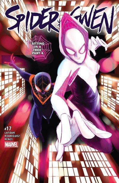 Spider-Gwen Vol. 2 #17 (2017)