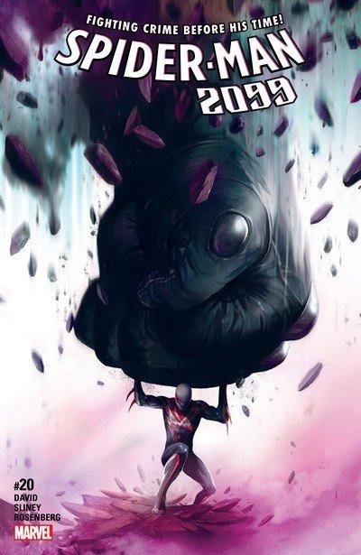 Spider-Man 2099 #20 (2017)