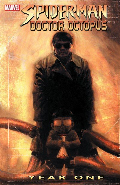 Spider-Man-Doctor Octopus – Year One #1 – 5 + TPB (2005)