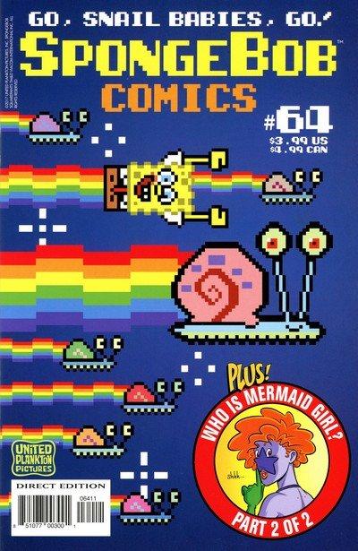 SpongeBob Comics #64 (2016)