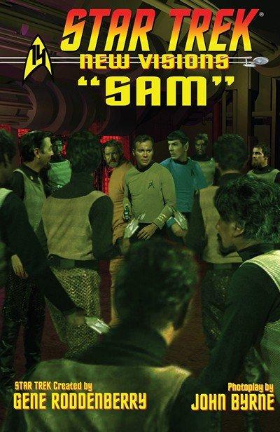 Star Trek New Visions #14 (2017)