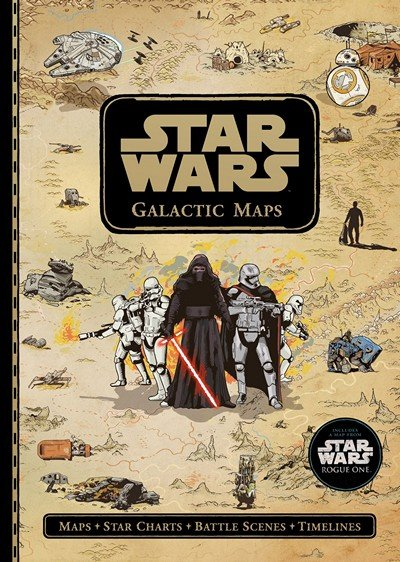 Star Wars Galactic Maps (2016)