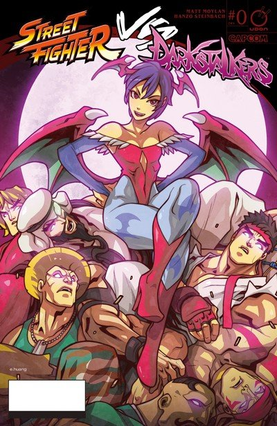 Street Fighter VS Darkstalkers #0 (2017)