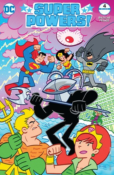 Super Powers #4 (2017)