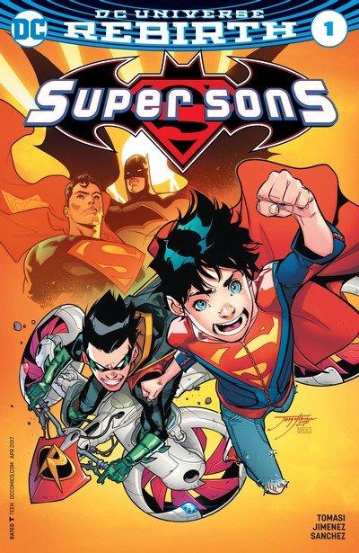 Super Sons #1 (2017)
